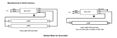 how to wire a 2 l ballast 277v ballast wiring wiring diagram