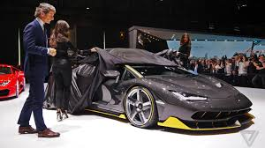 gold lamborghini with diamonds the indefensible supercar the verge