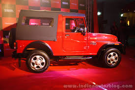 mahindra jeep thar 2016 next generation mahindra thar to launch in 2018