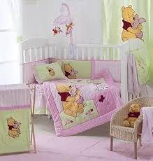 Tigger Crib Bedding Pink Winnie The Pooh Crib Bedding Set Crib Bedding