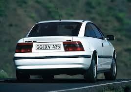 opel calibra turbo opel calibra specs 1989 1990 1991 1992 1993 1994 1995