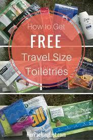 Kansas travel toiletries images 136 best travel prep images packing lists travel jpg