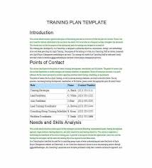 free training manual template 7 training guide templates word