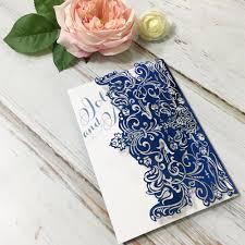 Wedding Invitation Folded Card Online Get Cheap Half Fold Card Aliexpress Com Alibaba Group