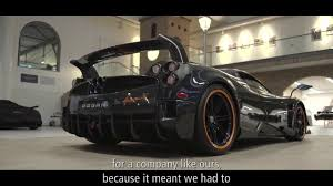 new pagani the new pagani huayra roadster through the words of its creator