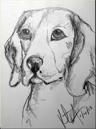 pencil drawings of beagles drawing examples and drawing