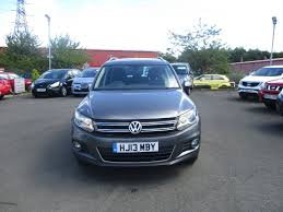used volkswagen tiguan se for sale motors co uk