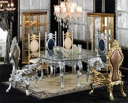 Luxurious Dining Table Exciting Luxury Dining Tables And Chairs 57 In Dining Room Design