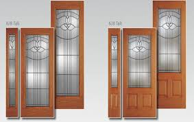 wood doors with glass inserts anything in doors