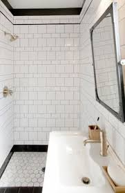 White Bathroom Tile Designs 25 Best Bathroom Decor Ideas White Subway Tiles Subway Tiles