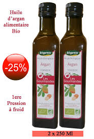 huile d argan cuisine biopress deux huiles gourmandes argan bio huile d argan
