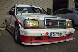 1980 u0027s mercedes benz 190e dtm car this has to be one of the