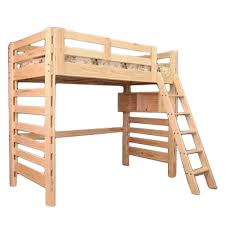 Kids Loft Bed Loft Beds With Stairs Ship Canada Wide - Wood bunk beds canada
