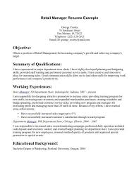 cashier objective resume examples personal objectives for resume