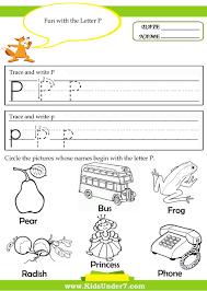 letter p worksheets u2013 wallpapercraft
