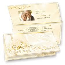 einladungen zur goldenen hochzeit einladung goldene hochzeit 10 karten einladungskarten selbst bedrucken