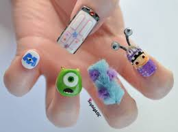 halloween monster nails 60 most stylish 3d nail art ideas for trendy girls