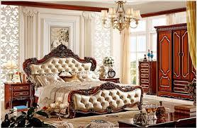 mobilier chambre à coucher nouveau meubles de chambre à coucher antique en bois massif mobilier