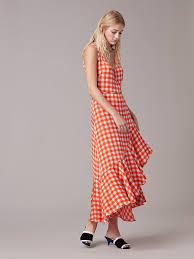 dvf wrap dress sleeveless asymmetric ruffle wrap dress landing pages by dvf