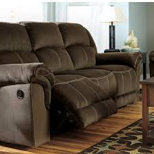 Brown Recliner Sofa Signature Design By Quinnlyn Reclining Sofa Jcpenney