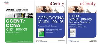 official cert guide pearson