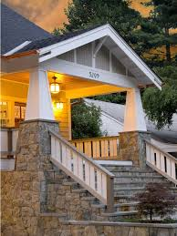 manly bungalow craftsman style house exterior craftsman style