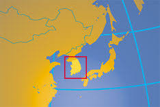 where is the republic on the world map south korea country profile nations project