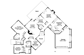 Courtyard Plans by Ranch House Plans Linwood 10 039 Associated Designs