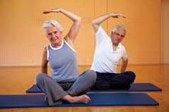 Armchair Yoga For Seniors Senior Citizens