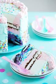 birthday party ice cream cake tales of july sweetapolita