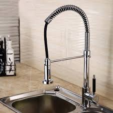 luxurious mia spring retractable mixer tap faucet u0026 cold