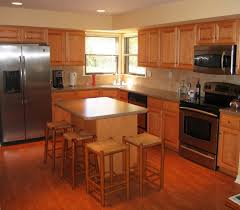 Cost Of Repainting Kitchen Cabinets by Refinishing Kitchen Cabinets Without Stripping U2014 Decor Trends