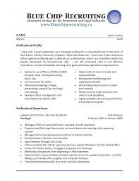 resume objective statement exles receptionist secretary resume objective for study legal statement exles