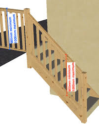 Define Banister Tkstairs Advise On Domestic Building Regulations