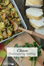 classic thanksgiving my recipe confessions