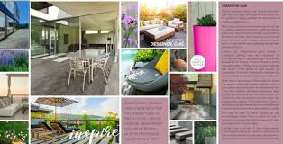 create a modern garden bradstone