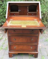 Small Bureau Desk Uk Small Antique Style Mahogany Writing Bureau