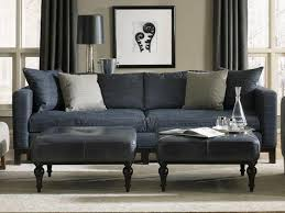 Navy Blue Leather Sofa And Loveseat Furnitures Navy Blue Leather Sofa Beautiful Navy Microfiber