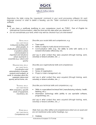 German Resume Sample by English Essays For Students Writing Essays Services Cv Model