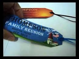 family reunion favors family reunion favors family reunion bookmarks