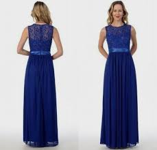 royal blue chiffon bridesmaid dresses royal blue lace bridesmaid dress naf dresses