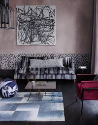 transform your living room with statement wallpaper room edit