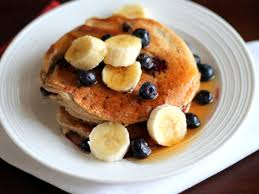 Cottage Cheese Recepies by Oatmeal Cottage Cheese Banana Pancakes