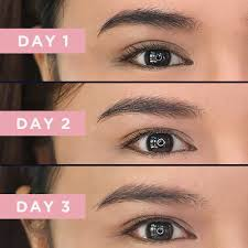 tattoo eyebrows by maybelline brow tattoo gel tint by maybelline products beautymnl