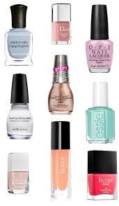 beauty basics summer nail colors