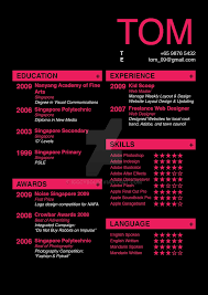 Example Graphic Design Resume by Resume Design By Icccyboi On Deviantart