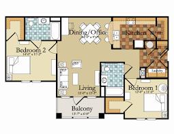 villa house plans two bedroom floor plans luxury 2 bedroom floor plans simple 20