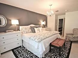 Black And White Master Bedroom Decorating Ideas  Ideas About - Good master bedroom colors