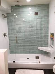 Subway Tile Bathroom Ideas by Hall Blanco Ceramic Wall Tile 8 X 20 New Haven Glass Subway Tile