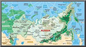 map of kazan miller s 2010 russia tour
